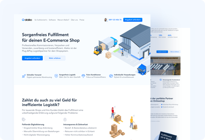 Alaiko: Worry-free fulfillment for your e-commerce